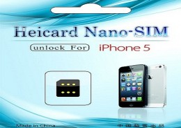 sim ghép heicard unlock iphone 5