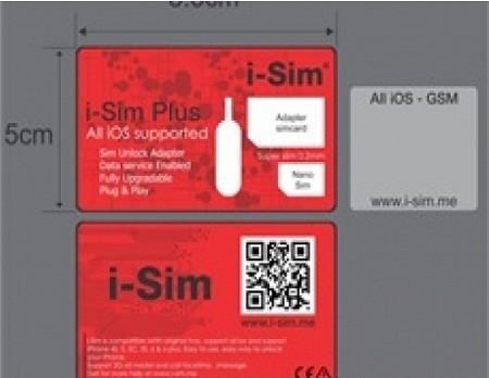 Sim ghép i-SIM